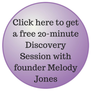 Discovery Session with Melody Jones