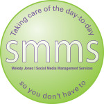 Social Media Management Services Logo