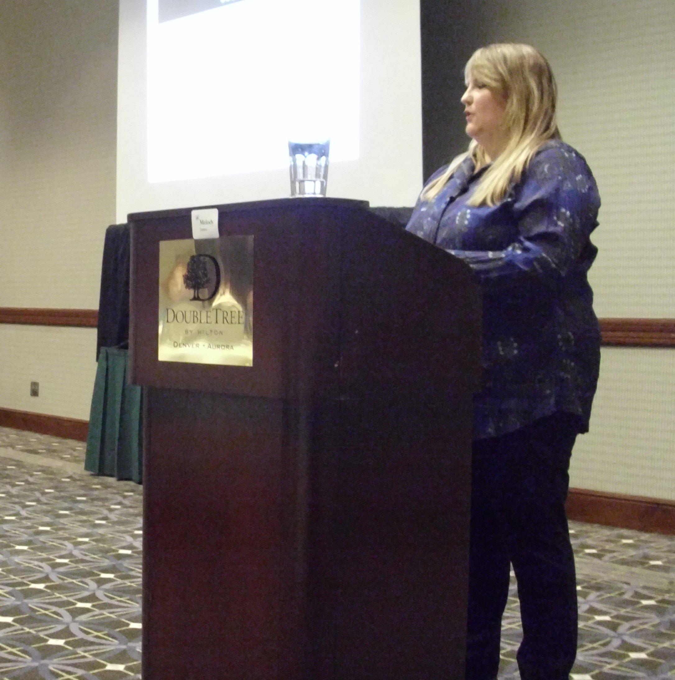 Author U Dinner and a Program February 2012